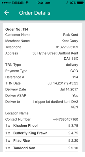 GetCurry co uk - Page Store